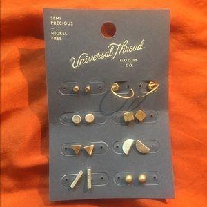 Minimalist Earring Set